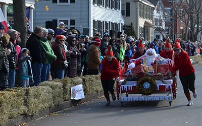 2015 Bed Races