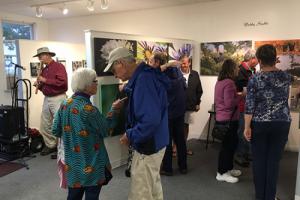 The Art Corner at Gallery Framing