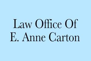 E. Anne Carton
