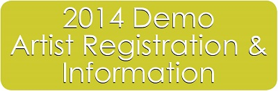 Demo Artist Registration Button