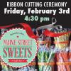 Maine Street Sweets Ribbon Cutting