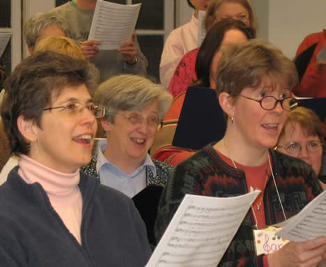 Photo of UUCB Concerts for a Cause:  Women in Harmony