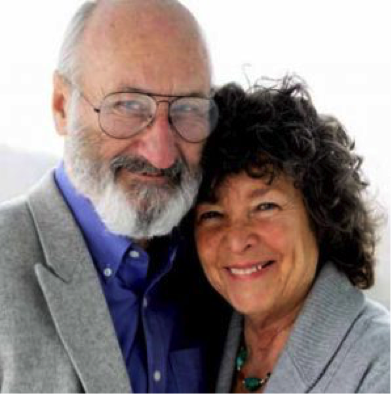 The Rev. Betty Stookey and Noel Paul Stookey