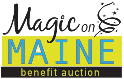 Brunswick Downtown Association Benefit Auction graphic