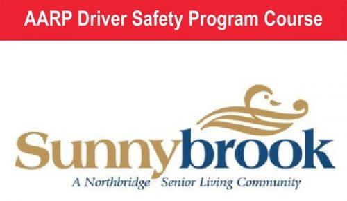 Sunnybrook AARP Safety Dirver Course