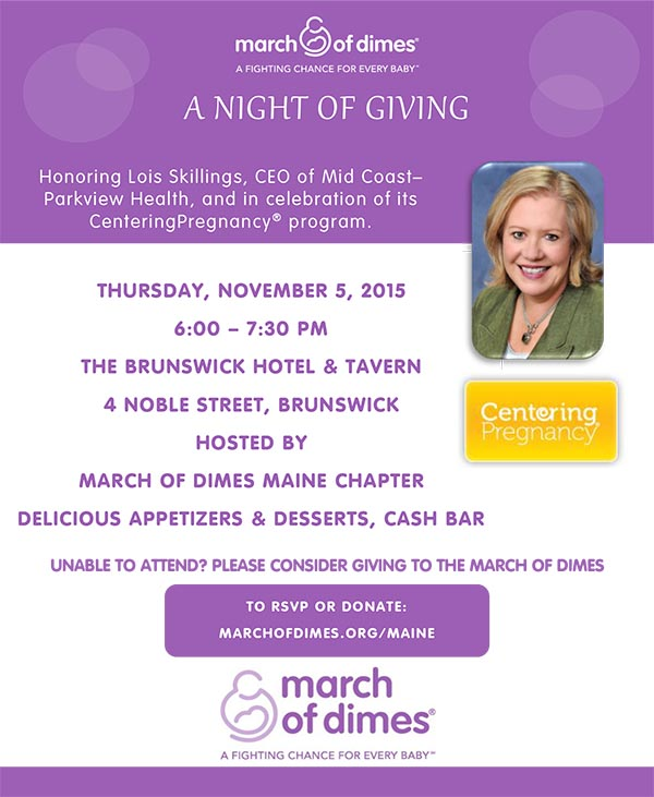 Night of Giving Invite for Print