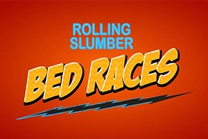 BDA's Rolling Slumber Bed Races graphic 2018