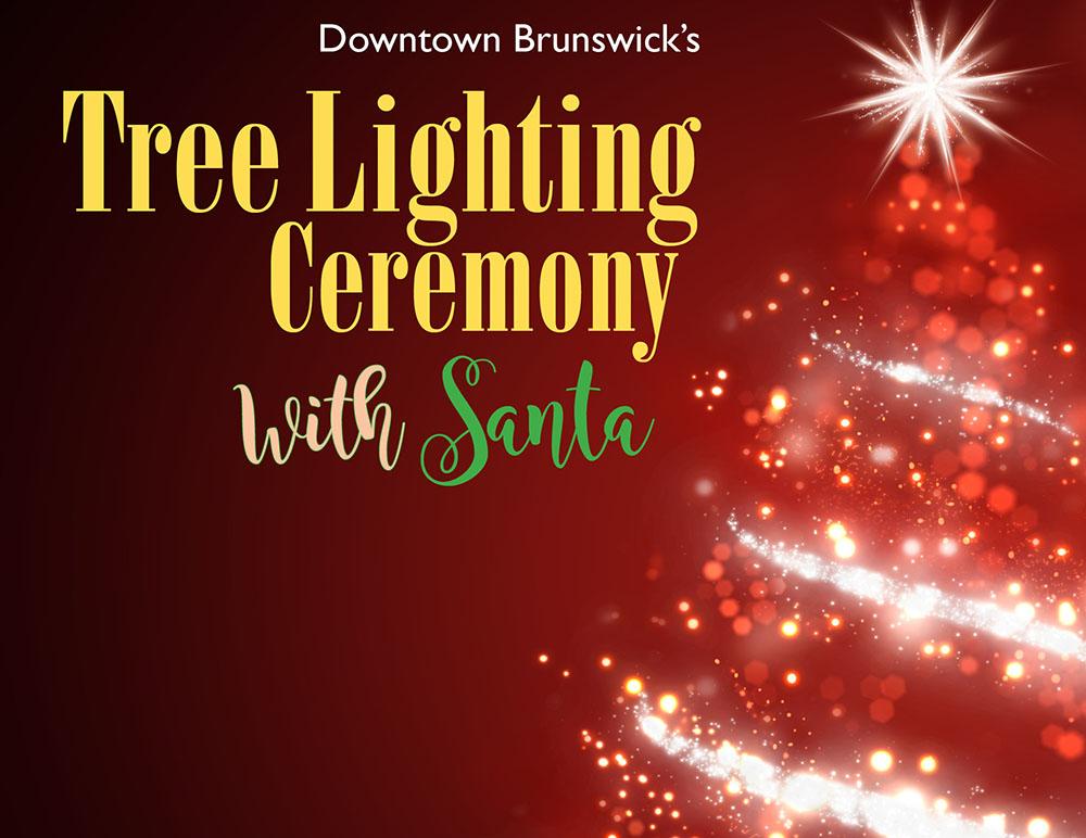 Annual Tree Lighting with Santa