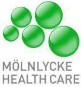 molnlycke logo stacked