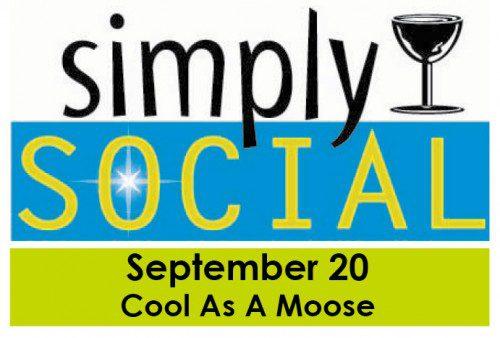 Simply Social Cool As A Moose