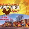 early bird sale Brunswick Me