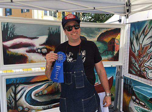 Matt Barter, 1st Place Mixed Media photo