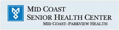 Mid Coast Senior Health Center logo