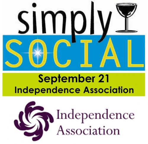 Simply Social at Independence Association graphic