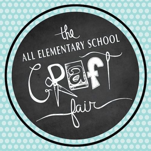 All Elementary Craft Fair logo