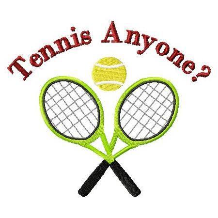 Adult Tennis Beginner 123