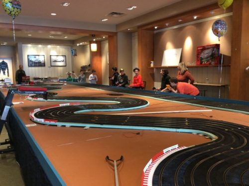Spring Slot Car Race Series