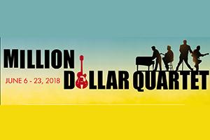 Million Dollar Quartet at MSMT