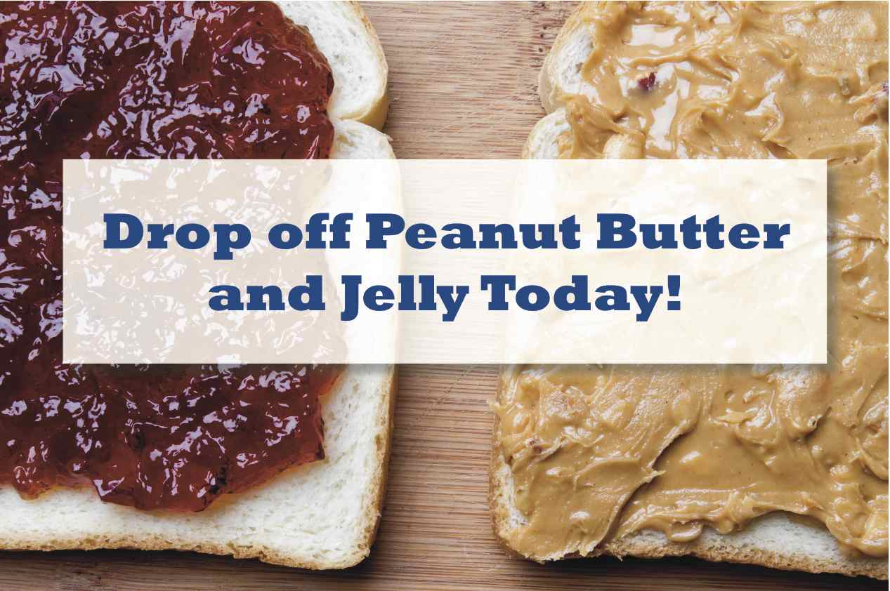 Peanut Butter & Jelly Drive
