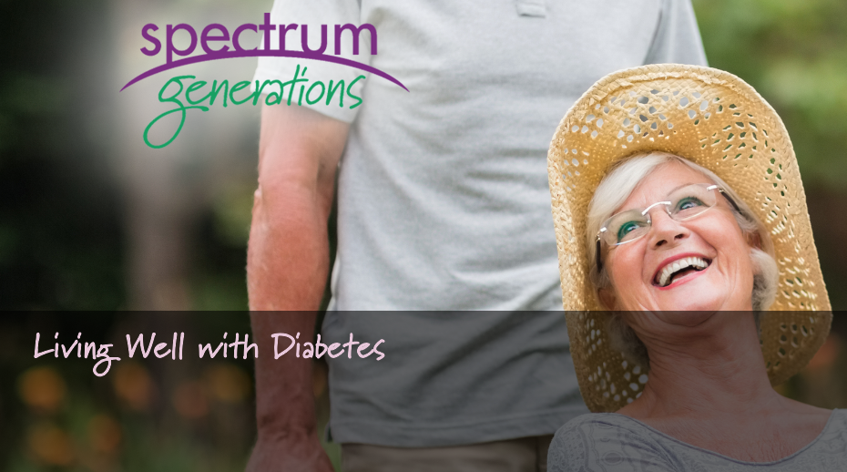 Living Well with Diabetes presented by Spectrum Generations image