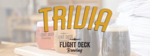 Trivia Night at Flight Deck Brewing
