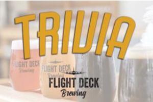 Trivia Night at Flight Deck Brewing