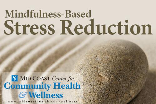 Mindfulness-Based Stress Reduction - Orientation