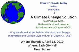 Citizens Climate Lobby info
