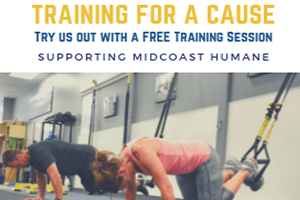 FREE Training Session through Training for a Cause