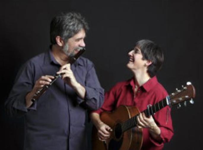 UUCB Concerts for a Cause: Cindy Kallet & Grey Larsen