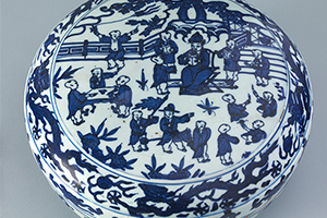 Exhibition: Chinese Ceramics, Jades, and Paintings