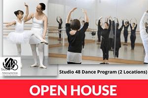Open House (New Studio Location)