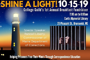 Shine A Light - Art and Written Works from Inside the Prison Industrial Complex