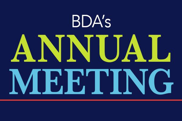 BDA's Annual Meeting