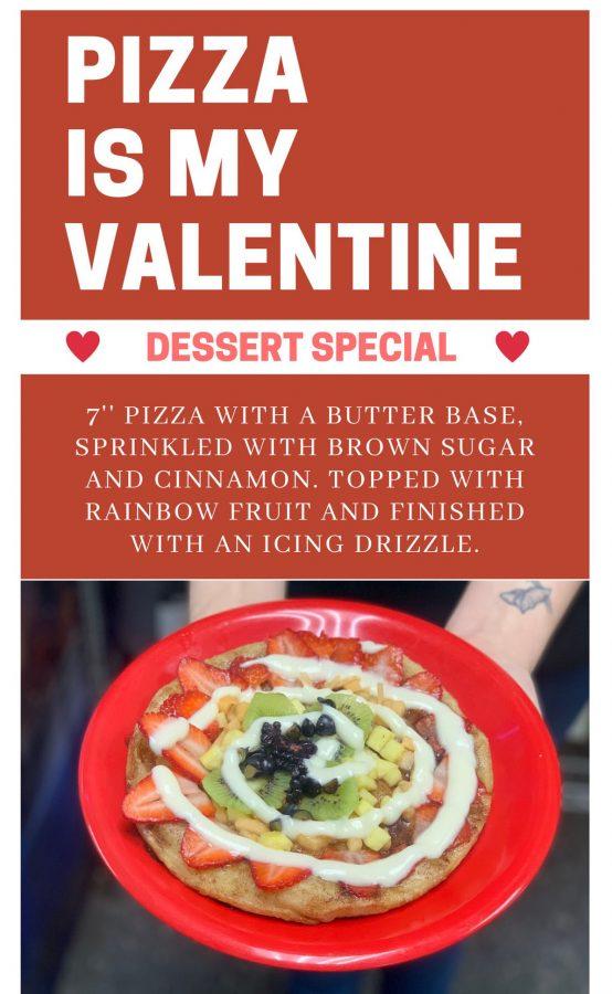Portland Pie Valentine special