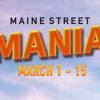 Maine Street Mania for cal