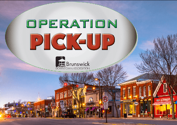 Operation Pick-Up logo
