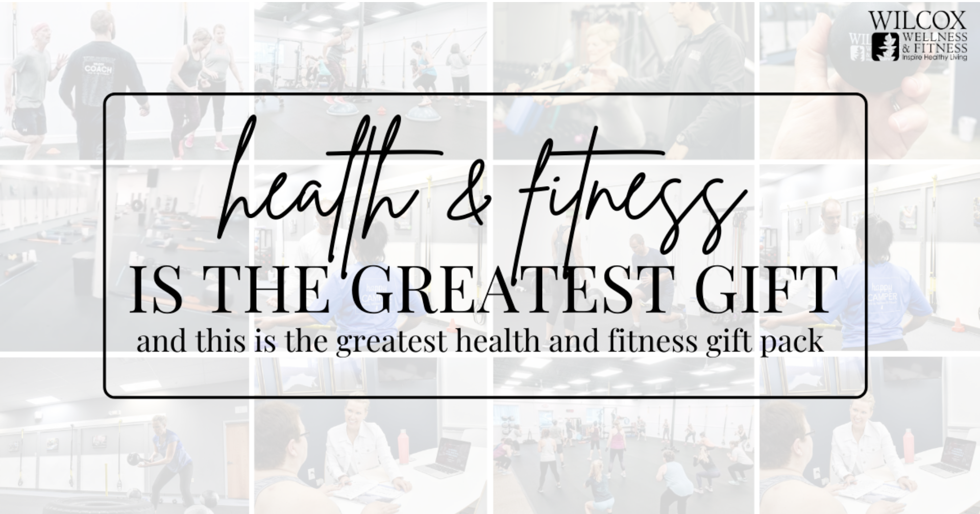 Wilcox Wellness & Fitness: FREE 2 week TRIAL program