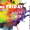 2nd Friday July 10