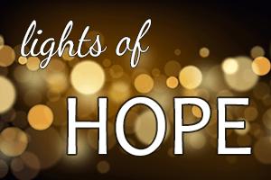 BDA'S Lights of Hope Raffle Drawing