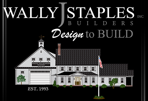 Wally Staples Builder logo
