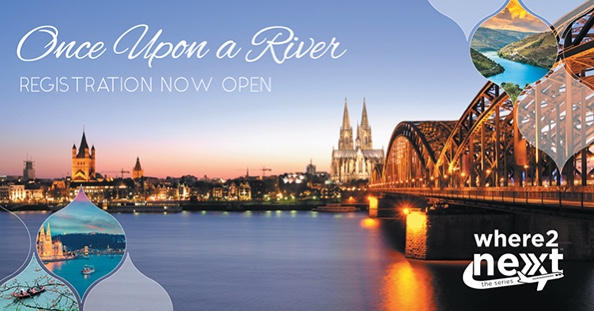 Where2Next Virtual Series - Discover River Cruising