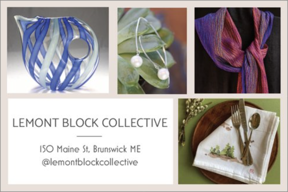 Maine Holiday Craft Pop-Up Shop