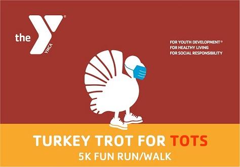 Turkey Trot for Tots 5K Fun Run/Walk