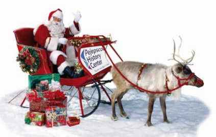 Outdoor Santa Day- Postponed to Dec. 12