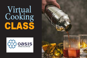 Virtual Cooking Classes and Fundraiser