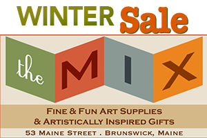 The Mix Sale logo and text