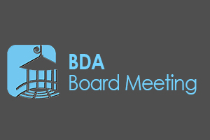 BDA Board Meeting
