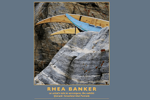 Join the Arctic Museum for an artist's talk with photographer Rhea Banker