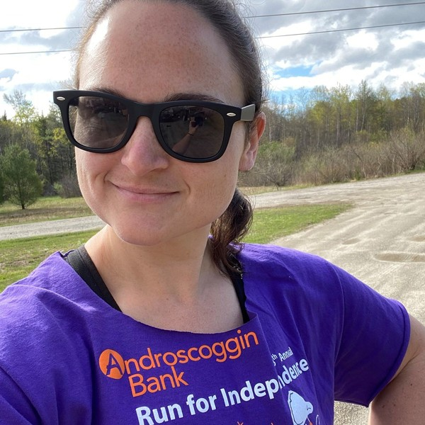 Androscoggin Bank Run for Independence